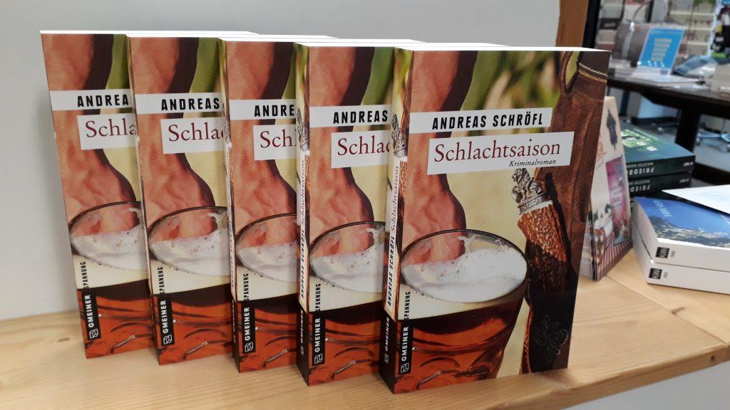 Buchhandlung Lesezeichen veranstaltet Lesung zugunsten der Germeringer Tafel